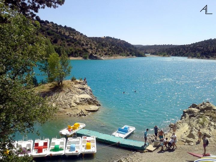 Pantano Arquillo Teruel
